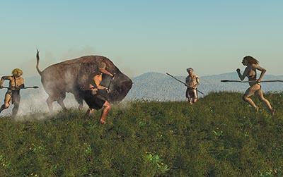 Jagt 10.000 år fvt.