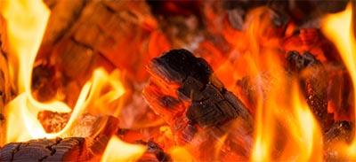 brænde
