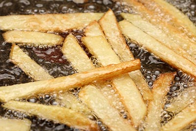 shutterstock_134839595 Pommesfrites fedt kost